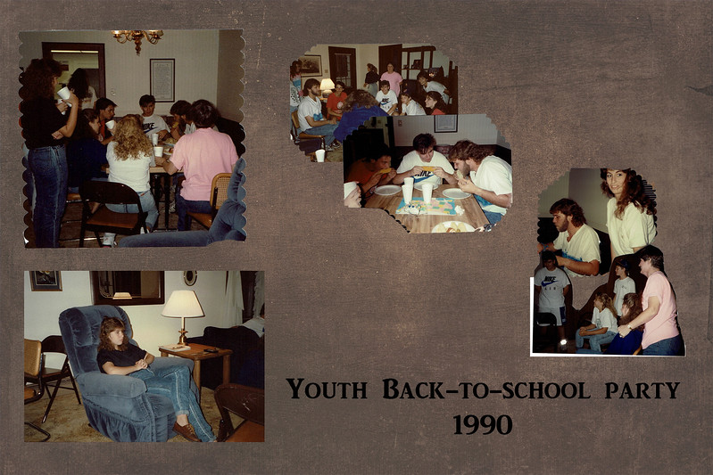 youth back to school 1990