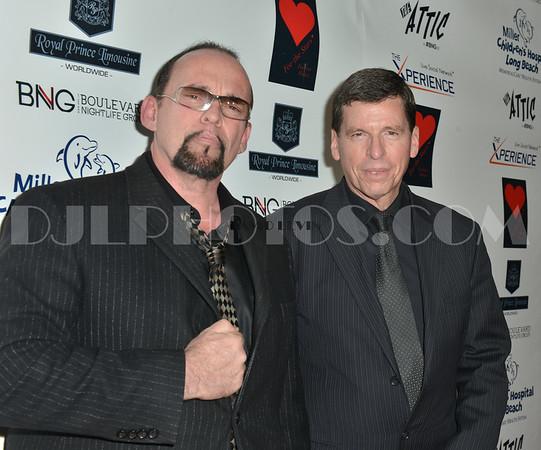 Tom Gabriel & Charles Esposito