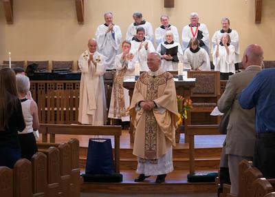 Celebrating Rev. Carr Holland's Ministry