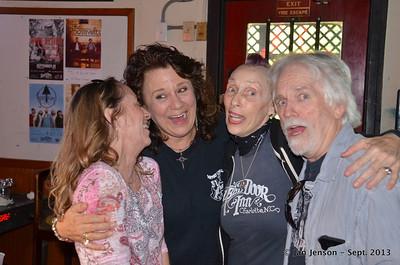 Donna, Pat, Phoenixsong, Michael