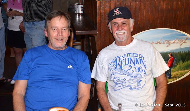 John and Tony
