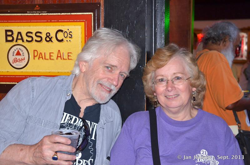 Michael Federal & Rita Miller