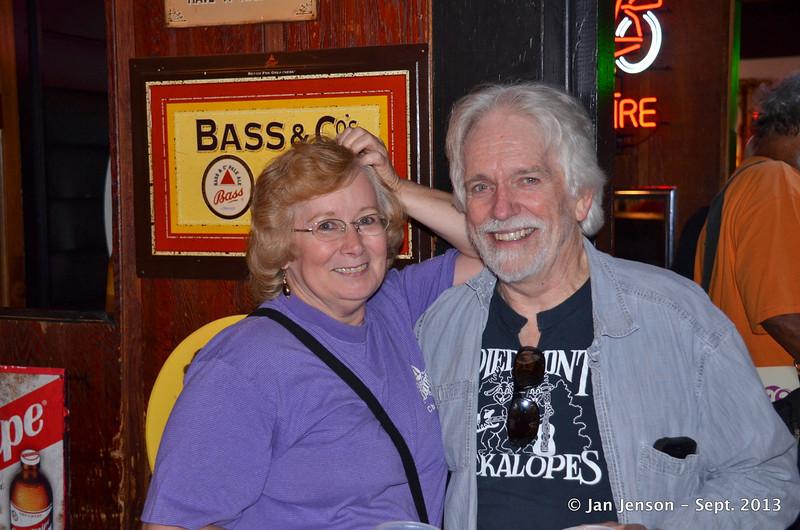 Rita & Michael