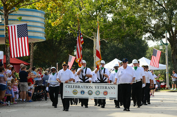 Celebration Fourth of July Parade 2014