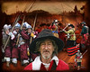 11 SK - The Battle for Great Barford Bridge March 1645