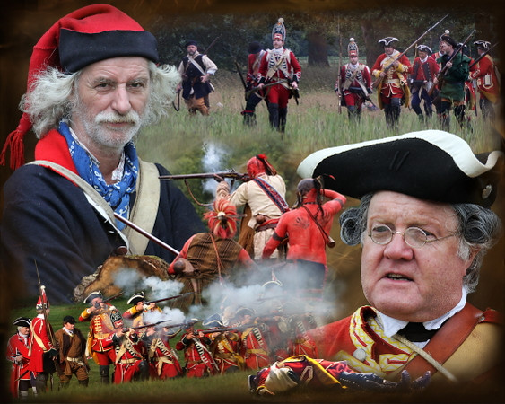 13 French and Indian Wars 1754-1763