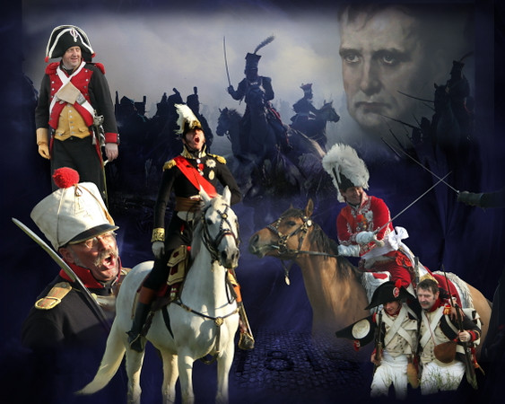 16 BoW - Napoleon is defeated at Waterloo - 18 June 1815
