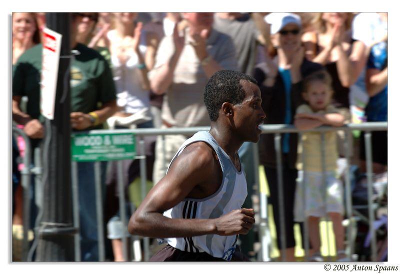 Winner: Hailu Negussie (Ethiopia)