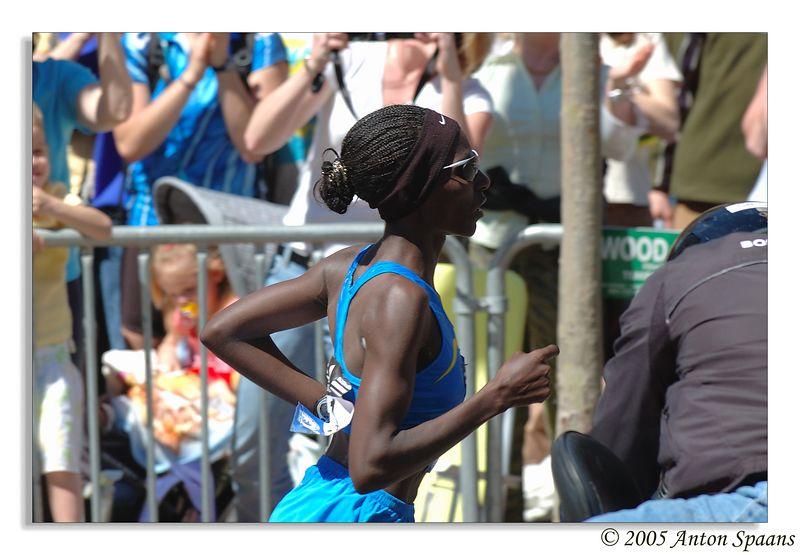 Winner: Catherine NDereba (Kenya)