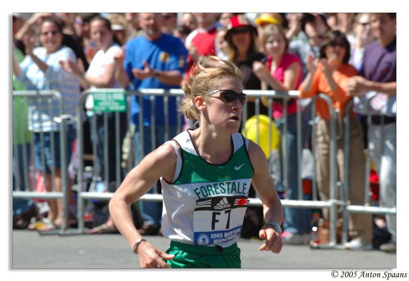 3rd spot: Bruna Genovese (Italy)