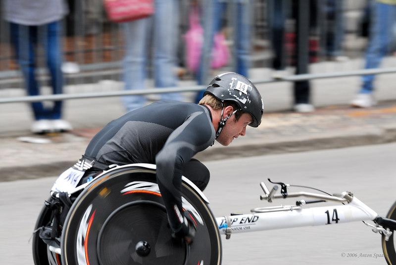 W14: Josh R. Cassidy, Canada (1:37:12 7th)