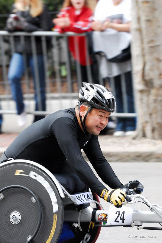 W24: Hiroshi Wachi, Japan (2:07:47 16th)