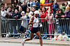Meb Keflezighi; What time is it?