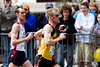 """<i>What shoes is he running with?</i>"" 10: Alan Culpepper,  USA (CO) (2:11:02 5th) 16: Brian Sell, USA (MI) (2:10:55 4th)"