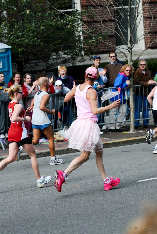 The fairy queen was running too! :=)
