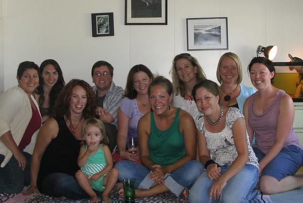 2009/08 - Joy's Blessingway