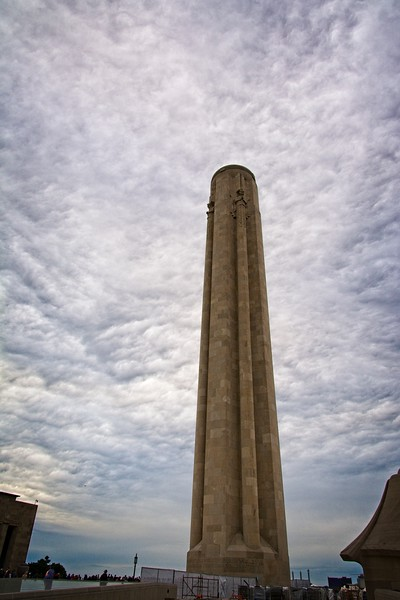 At the National WWI Museum and Memorial, Kansas City, MO