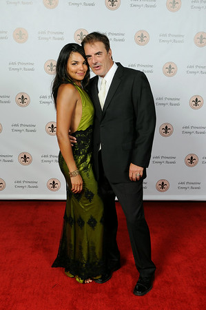Earica & Chris Noth