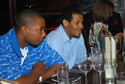 Wilson Chandler's Birthday Dinner