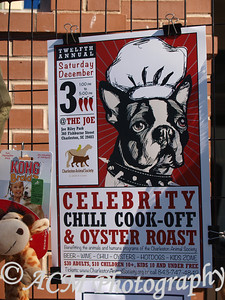 Charleston Animal Society Celebrity Chili Cook-Off & Oyster Roast Dec 3, 2011 Charleston, SC 2455 Remount Road  North Charleston, SC 29406 (843) 556-7729