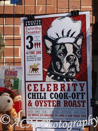Celebrity Chili Cook-Off & Oyster Roast Dec 3, 2011