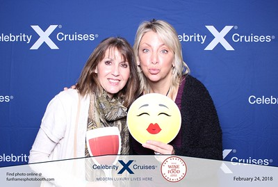 Celebrity Cruises Destination Lounge @ SWFE