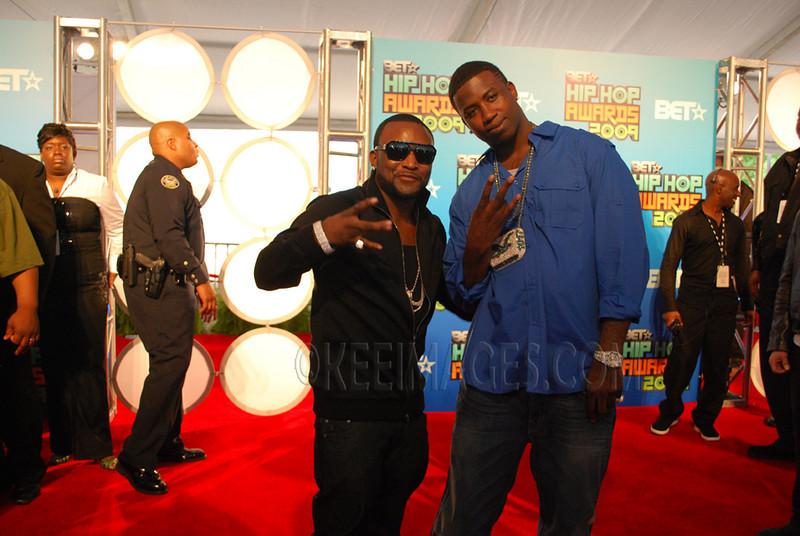 Shawty Lo (Rapper)<br /> Gucci Mane (Rapper)