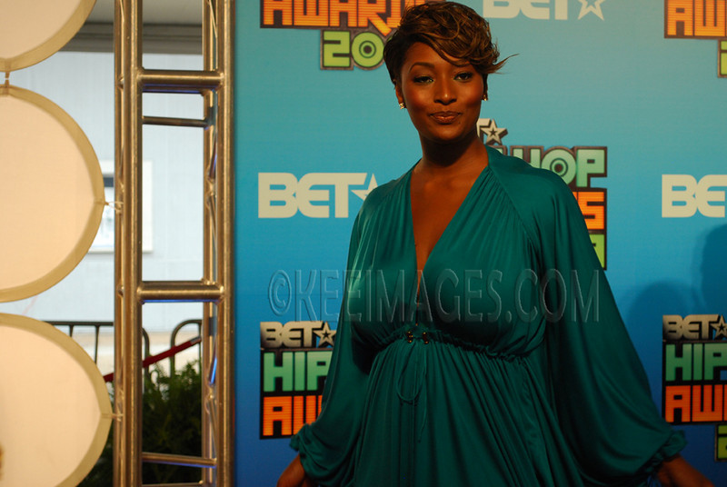 Toccara Jones (BET Host)
