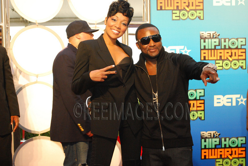 Monica and Shawty Lo
