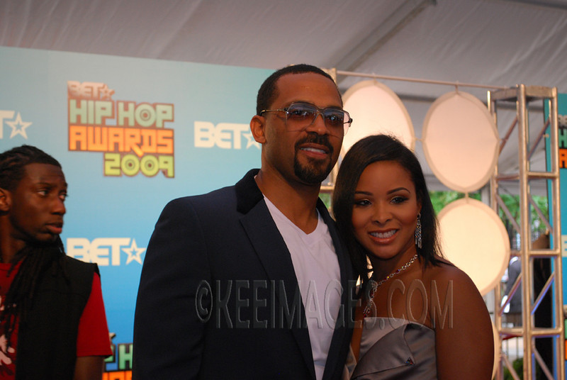 Mike Epps and guest