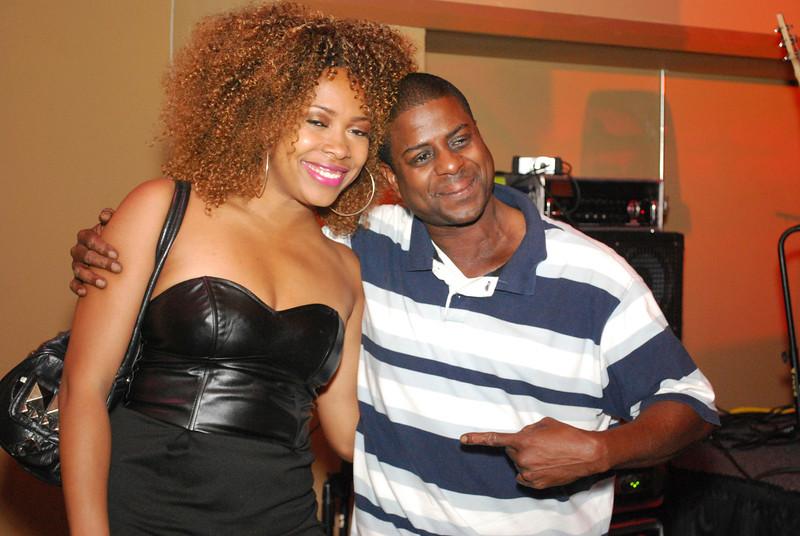 Host Ramona DeBreaux<br /> DJ Grandman