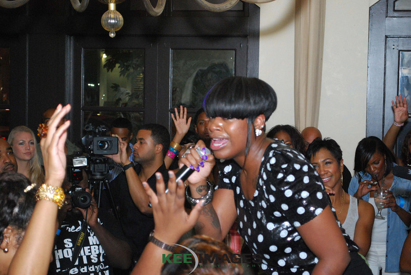 Fantasia performing
