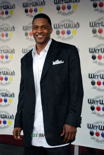 Carlos Emmons - owner of Wet Willies Atlanta