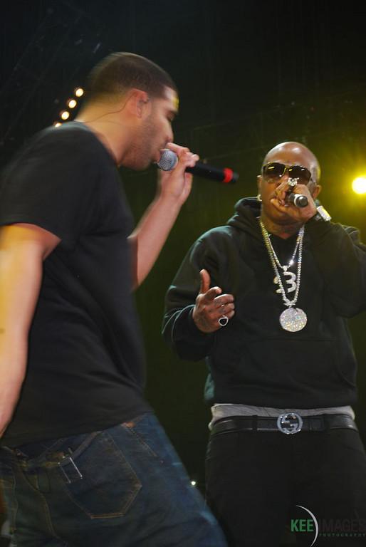Drake and Birdman