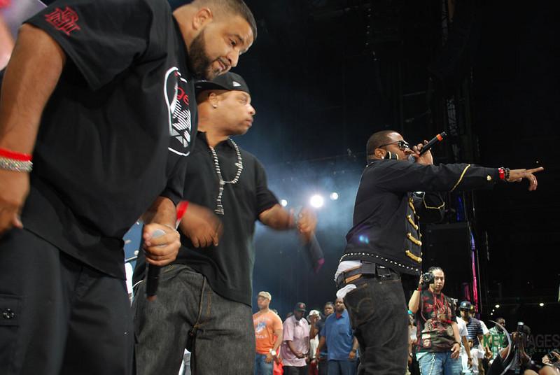 DJ Khaled and Busta