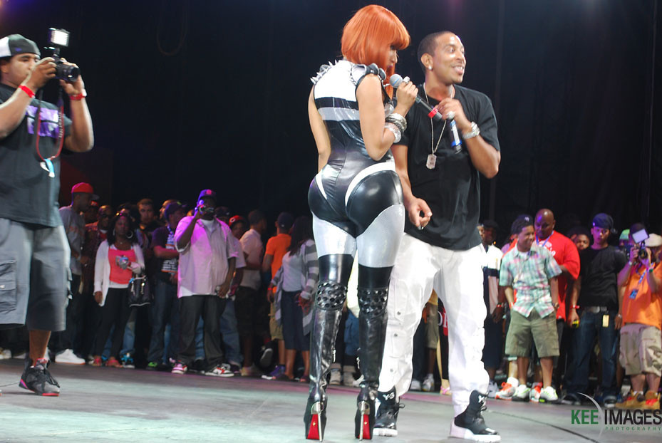 Nicki Minaj and Ludacris