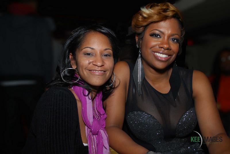 Singer Kandi<br /> James Brown Daughter - Dr. Yamma Brown