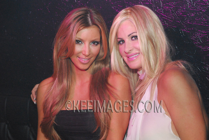 Kim Kardashian and <br /> Kim Zolciak from ATL Housewives