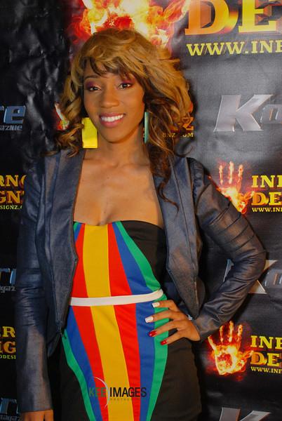 Singer Dondria