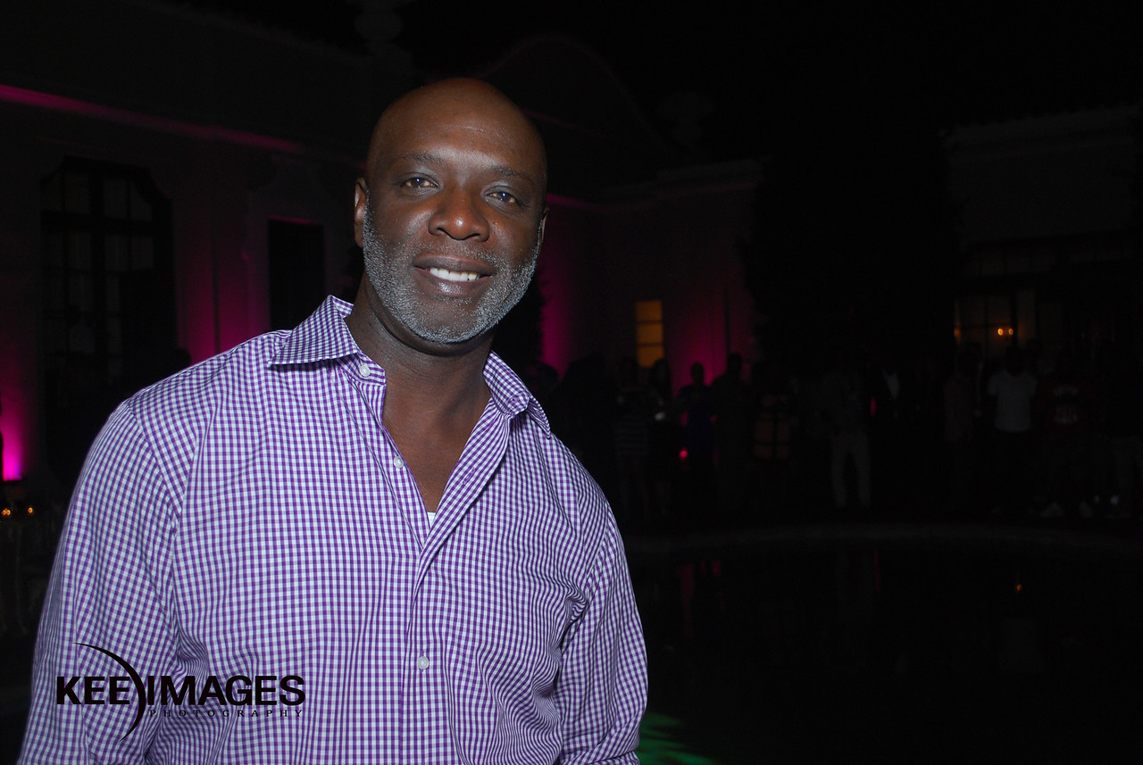 RHOA's Peter Thomas