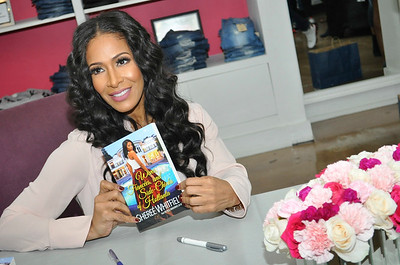 Sheree´ Whitfield Book Signing at TAGS