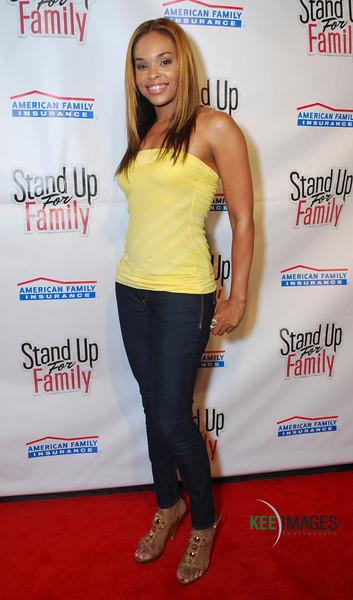 Actress Demtria McKinney