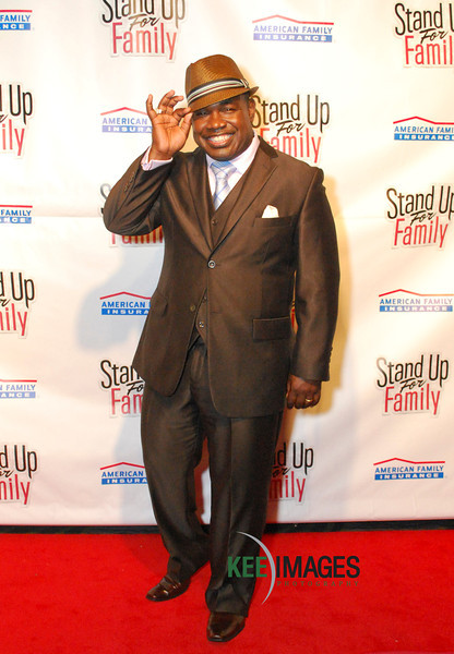 Comedian Rodney Perry