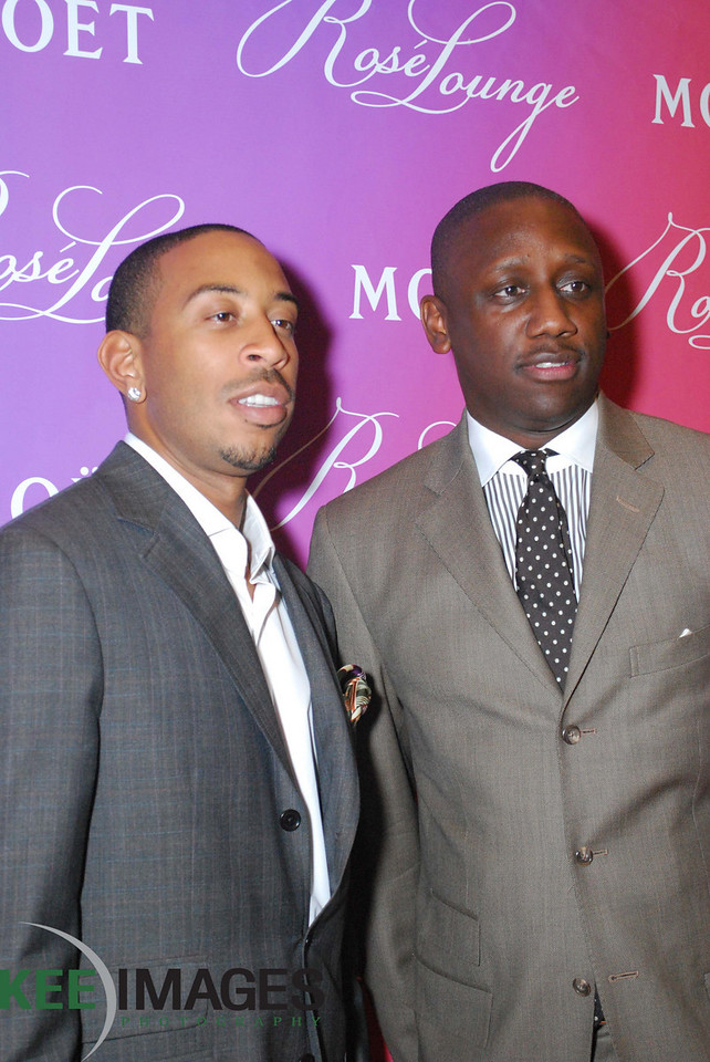 Ludacris and Shaka