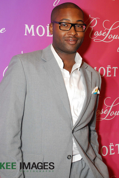 Project Runway's Mychael Knight