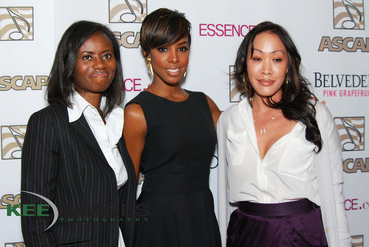 Sandra Brown, Entertainment Attorney<br /> Kelly Rowland, Grammy Award winning singer/songwriter<br /> Hanna King, General Manager, Grand Hustle Records