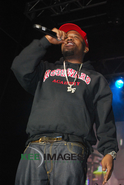 Rapper Big Boi
