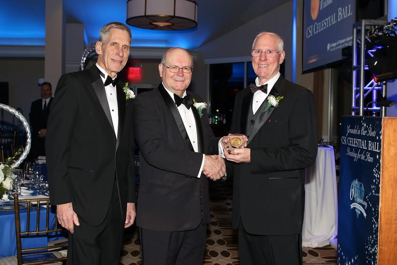 President's Medal Honoree: Dr. Michael E. Kress