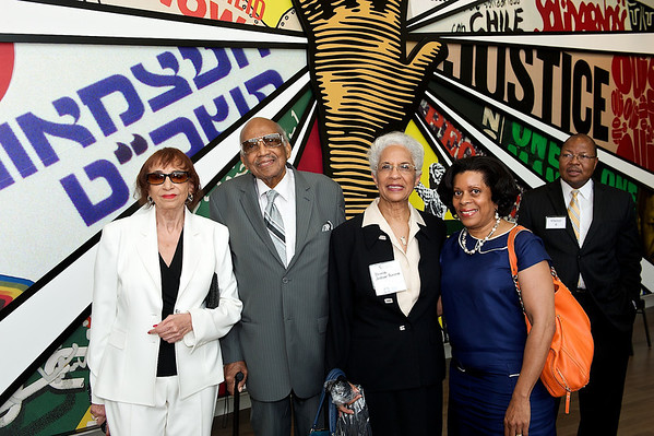 Center for Civil and Human Rights Museum event leading up to the grand opening celebration.