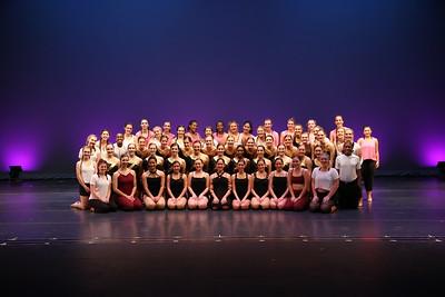 2016-12-05 Dance Concert Rehearsal